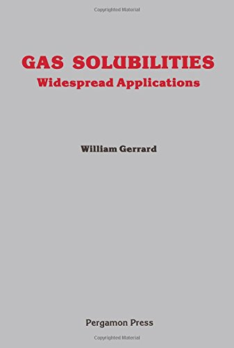 9780080252483: Gas Solubilities