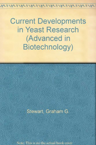 9780080253657: Current Developments in Yeast Research (Advanced in Biotechnology)