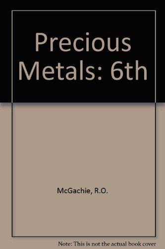 9780080253695: Precious Metals: 6th