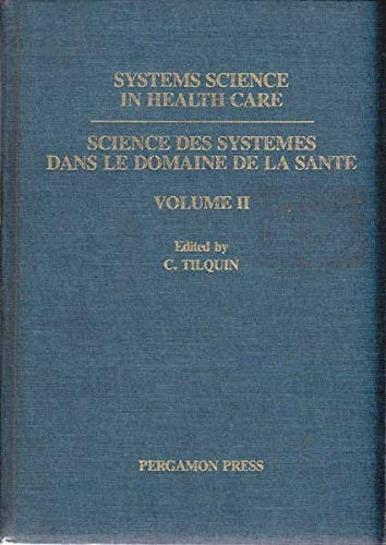 9780080253701: Systems Science in Health Care