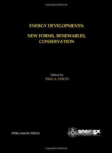 9780080254074: Energy Development: New Forms, Renewables, Conservation