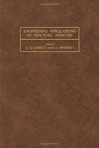 9780080254371: Engineering Applications of Fracture Analysis: Conference Proceedings (International series on the strength and fracture of materials and structures)