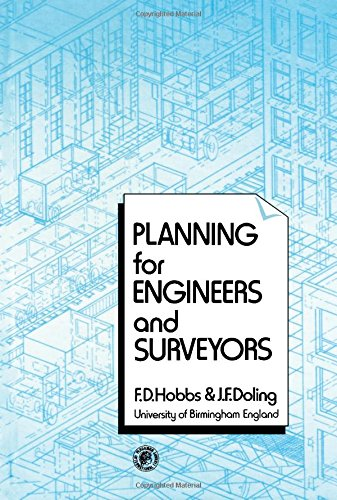 9780080254593: Planning for Engineers and Surveyors (Pergamon international library of science, technology, engineering, and social studies)