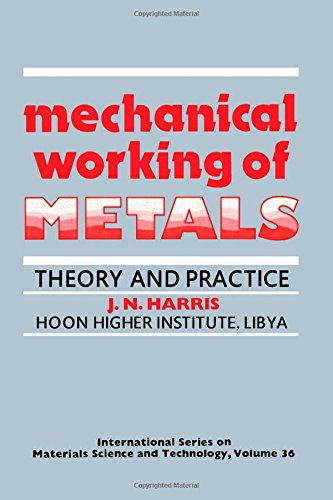 9780080254647: Mechanical Working of Metals: Theory and Practice (International Series on Materials Science and Technology)