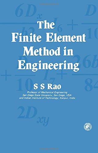 9780080254661: Finite Element Method in Engineering