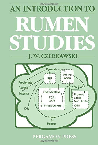 9780080254869: An Introduction to Rumen Studies