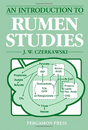 9780080254876: An Introduction to Rumen Studies