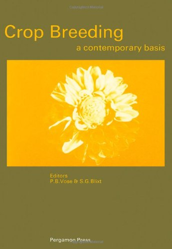 9780080255057: Crop Breeding: A Contemporary Basis