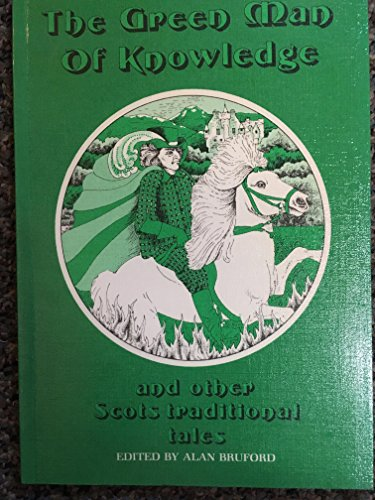 9780080257587: Green Man of Knowledge and Other Scots Traditional Tales