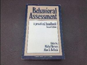 9780080259550: Behavioural Assessment: A Practical Handbook (General Psychology S.)