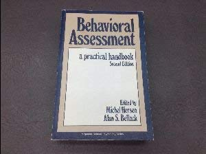 9780080259550: Behavioural Assessment: A Practical Handbook (General Psychology)