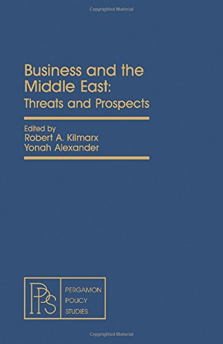 9780080259925: Business and the Middle East (Policy Studies on Business & Economics)