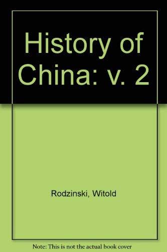 9780080260600: History of China
