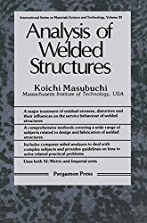 9780080261294: Analysis of Welded Structures (Materials Science & Technology Monographs)