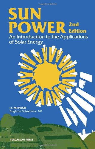 9780080261485: Sun Power: An Introduction to the Applications of Solar Energy (Pergamon international library of science, technology, engineering and social studies)