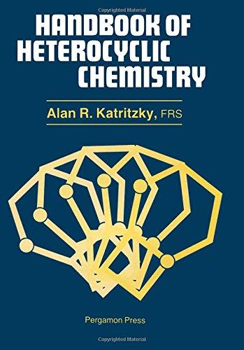 9780080262178: Handbook of Heterocyclic Chemistry