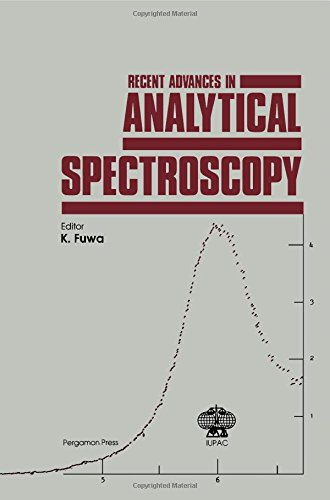 9780080262215: Recent Advances in Analytical Spectroscopy: International Conference Proceedings (IUPAC Publications)