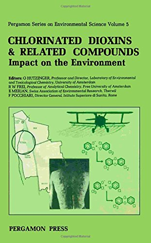 9780080262567: Chlorinated Dioxins and Related Compounds (Pergamon series on environmental science)