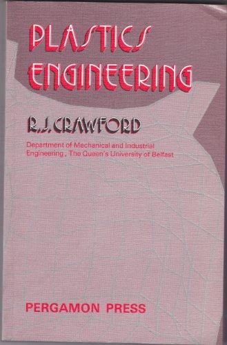 9780080262635: Plastics Engineering