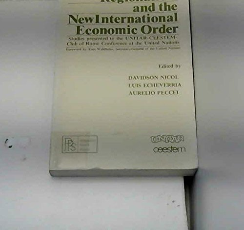 9780080263311: Regionalism and the New Intl Order