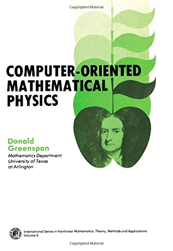 9780080264714: Computer Oriented Mathematical Physics (Pergamon International Library of Science, Technology, Engineering & Social Studies)