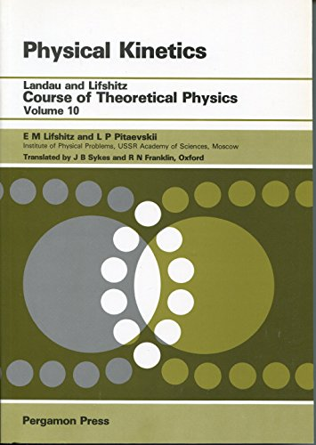9780080264806: Physical Kinetics: 010 (Course of Theoretical Physics)