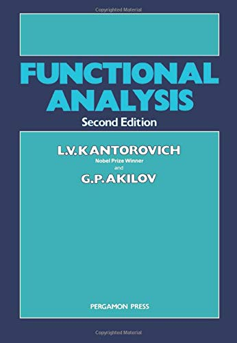 9780080264868: Functional Analysis