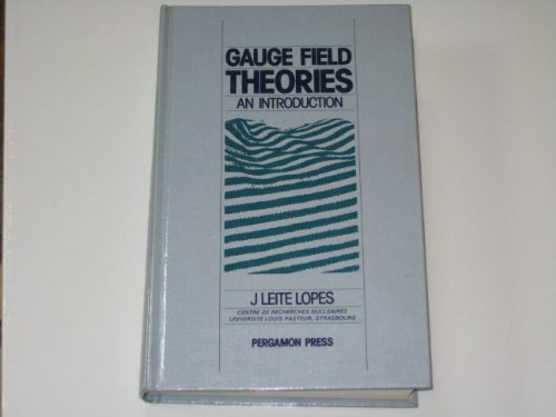 9780080265018: Gauge Theories: An Introduction