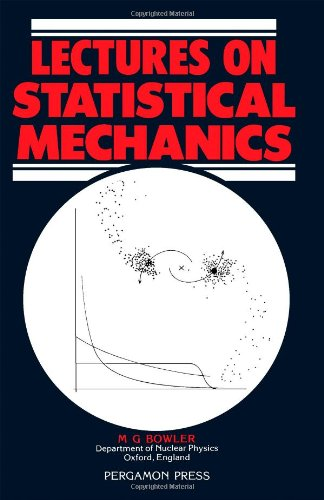 9780080265162: Lectures on Statistical Mechanics