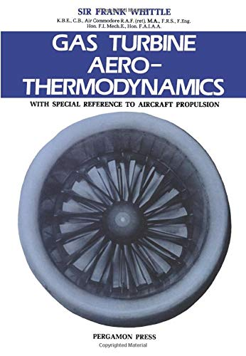 9780080267180: Gas Turbine Aero-Thermodynamics: With Special Reference to Aircraft Propulsion
