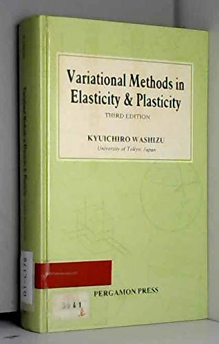 9780080267234: Variational Methods in Elasticity and Plasticity