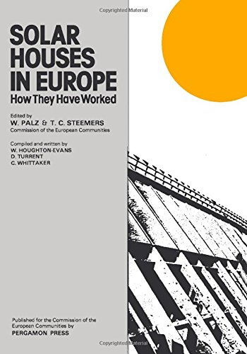 9780080267432: Solar Houses in Europe: How They Have Worked (Pergamon international library)