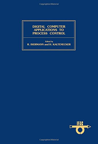9780080267494: Digital Computer Applications to Process Control. (Ifac Symposia Series)