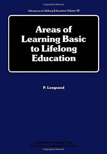 9780080267821: Areas of Learning Basic to Lifelong Education