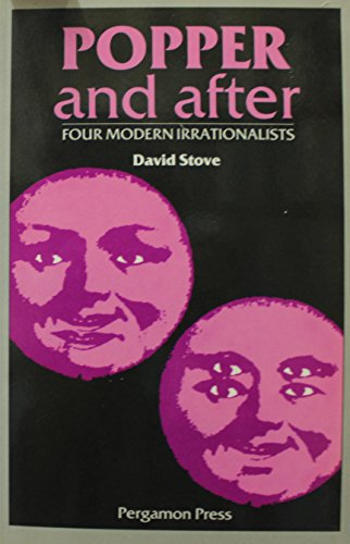 9780080267913: Popper and After: Four Modern Irrationalists