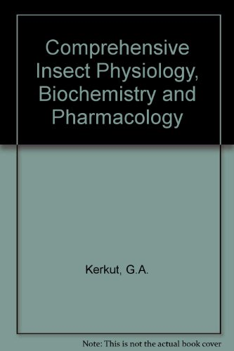 9780080268507: Comprehensive Insect Physiology, Biochemistry & Pharmacology : 13-Volume Set