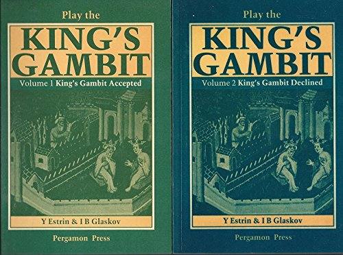 9780080268767: Play the King's Gambit (2 Volumes)