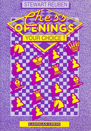 9780080268958: Chess Openings: Your Choice! (Pergamon chess openings)