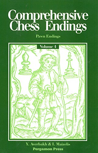 9780080269061: Comprehensive Chess Endings, Vol. 4: Pawn Endings (Pergamon Russian Chess Series)