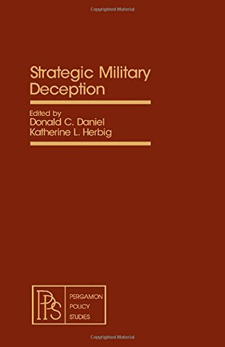 9780080272191: Strategic Military Deception (Pergamon Policy Studies on Security Affairs)