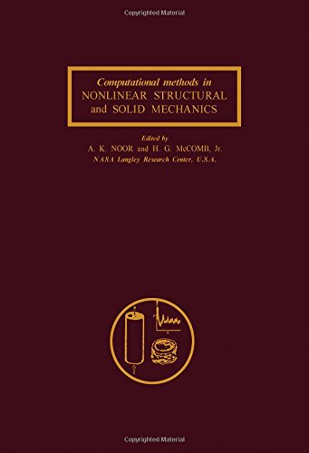 9780080272993: Computational Methods in Nonlinear Structural and Solid Mechanics