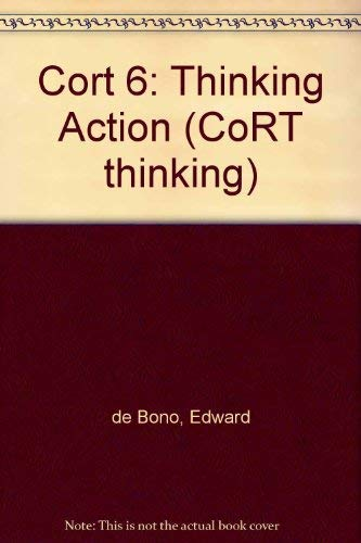 9780080274317: Cort 6: Thinking Action (CoRT thinking)