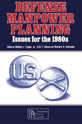 9780080275604: Defense Manpower Planning: Issues for the 1980s