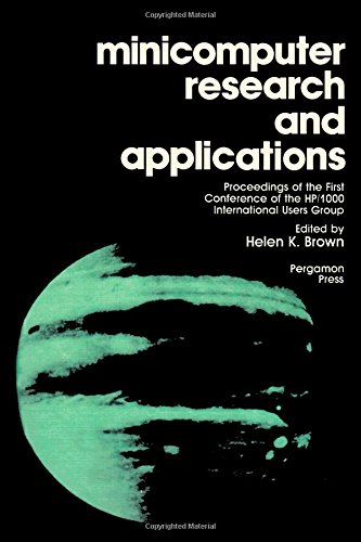 9780080275673: Minicomputer Research and Applications
