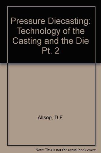 9780080276144: Pressure Diecasting (Ifac Proceedings Series) (Pt. 2)