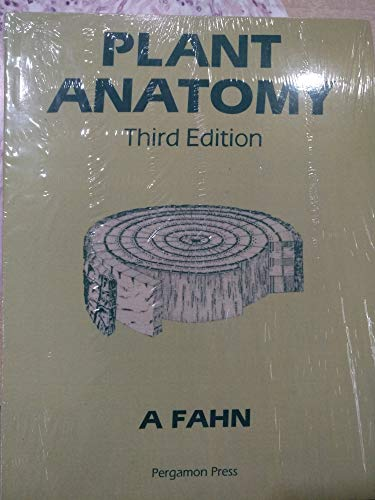 9780080280295: Plant Anatomy (Pergamon international library)