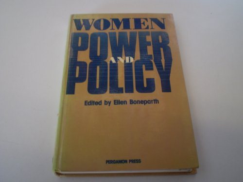 9780080280479: Women, Power and Policy