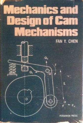 9780080280493: Mechanics and Design of Cam Mechanisms