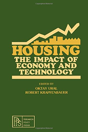 9780080280660: Housing: The Impact of Economy and Technology (Pergamon policy studies on urban and regional affairs)