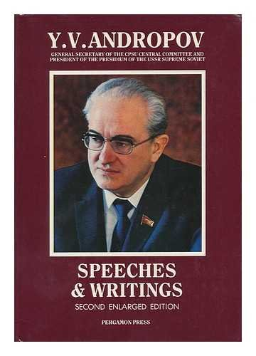 9780080281773: Speeches and Writings (Leaders of the World)